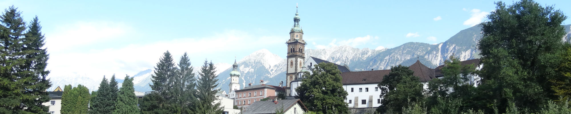 Panorama Klaraheim Hall in Tirol